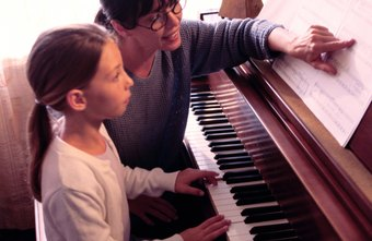 Put your piano skills to use teaching others how to play.