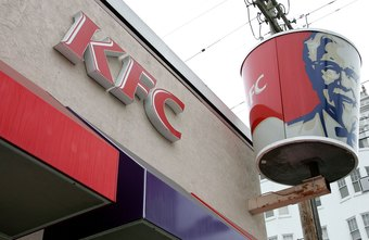 KFC encourages older franchises to remodel to meet new restaurant standards.