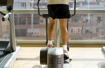 You can burn plenty of calories on an elliptical trainer.