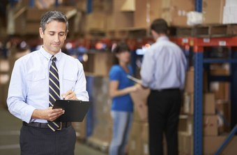 Managing warehouse operations is one example of a supply chain career.