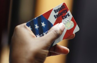EBT cards allow needy people to buy food.