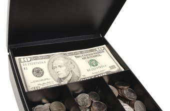 Petty cash boxes tend to be low-tech systems.