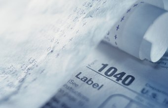 Report earnings from income to the IRS using Form 1040.