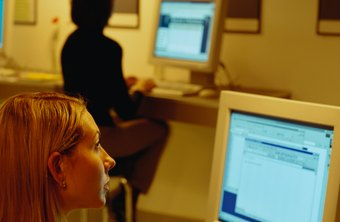 Overuse of computers can lead to eye strain and fatigue.