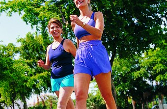 Walking is an easy way to burn calories to burn fat.