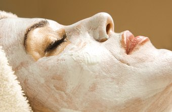Facials are a common skin treatment offered by cosmetologists.