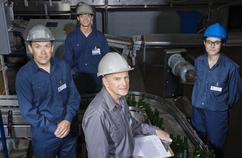 An assembly line career offers opportunities to work in a wide variety of industries.