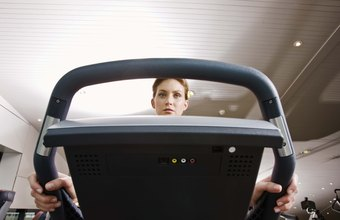 Take advantage of exercising indoors with a treadmill.