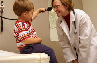 In small communities, pediatricians can build strong relationships with regular patients.