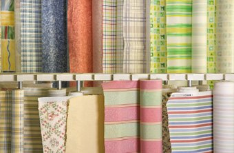Textiles are a significant domestic industry in India, according to IBEF.