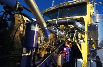 Diesel mechanics keep the nation's buses and big rigs on the road.