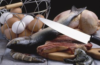 Meat and seafood are the primary foods to eat during the first phase of the Atkin's diet.