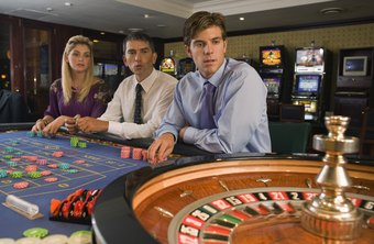 Roulette dealers closely monitor the gaming area and customers for suspicious activity.
