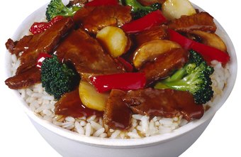 Traditional stir-fry contains 1,000 milligrams or more of sodium.