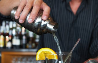In addition to hourly wages, bartenders also make money from tips.