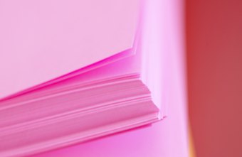 Use attention-catching bright paper for your newsletter copies.