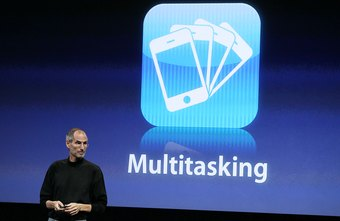 IPad multitasking blurs the line between open and closed apps.