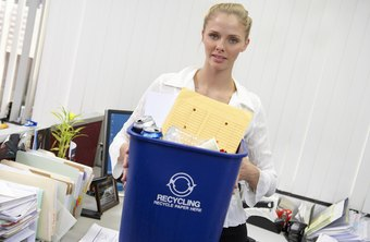 Make recycling a competition between departments.