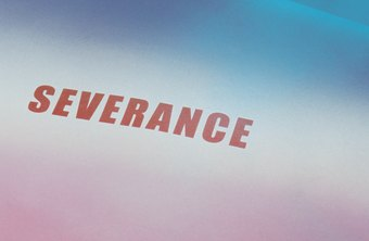 Severance pay can help departing employees pay off debts.