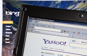 Microsoft's Bing powers Yahoo's Web search results.