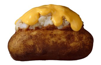 Cheese is only one topping to offer when you sell baked potatoes.