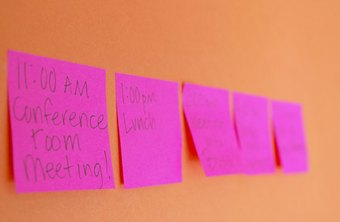 Sticky notes become obsolete when you store ideas in Access forms.