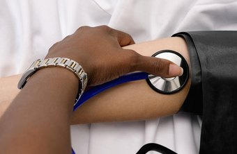 Medical assistants manage patient records and assist doctors.