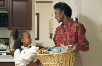 Stereotyping stay-at-home moms as cleaning fanatics is common in household product commercials.