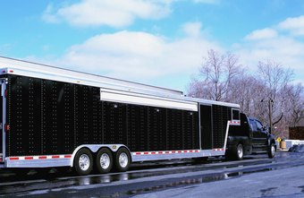 Many utility trailer dealerships also sell parts and service trailers.