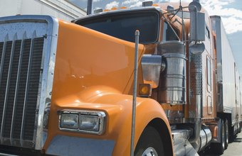 Finding a grant to start a trucking company can be done.