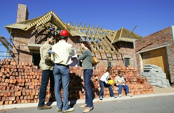 Low interest rates spur housing purchases and construction.