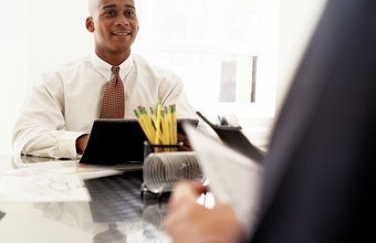 The interviewer must act as psychologist, salesman and company representative.