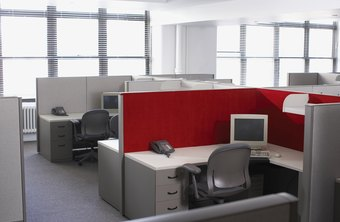Open Plan Office Design Can Have Positive And Negative Aspects For A  Business.