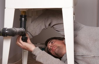 Start a business taking care of home and business plumbing problems.
