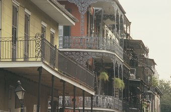 The French Quarter exudes an iconic style that's legendary.