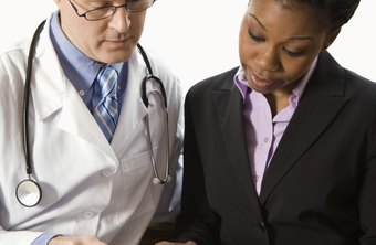 Medical social work case notes provide vital information to other professionals.