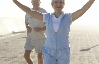 A 50-year-old woman's heart rate increases as she walks faster.