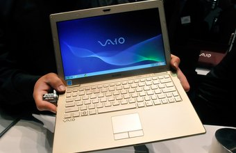 Use your VAIO's Recovery Manager to reset the machine to factory defaults.