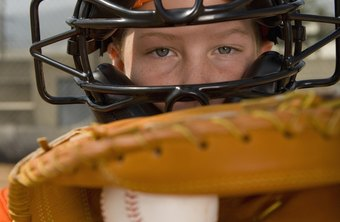 Baseball catchers need to be strong and powerful.