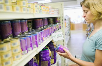 Pet food is only one of the products found in pet stores.