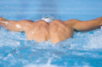 Pool strength exercises can help improve your swimming endurance.