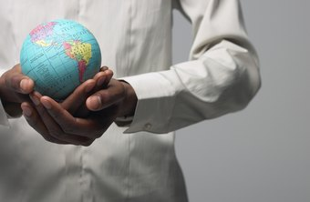 Small businesses have global opportunities.