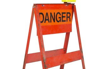 Safety hazards increase the risk for occupational illnesses and injuries.