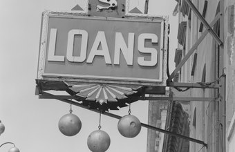 Large banks and community banks make small business loans.