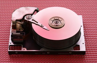 Computers can divide physical hard drives into multiple logical drives.