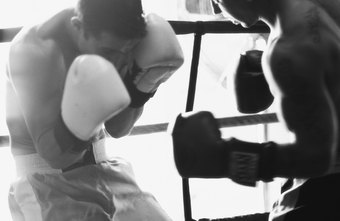 Boxing requires speed, strength and endurance.