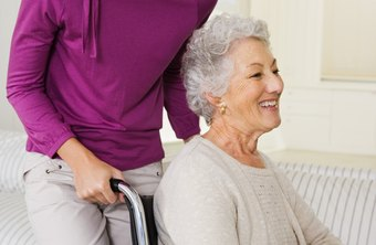 Personal care assistants help disabled people maintain their dignity.