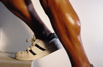 Building calf muscles for bulking requires working both major muscles in the calf.