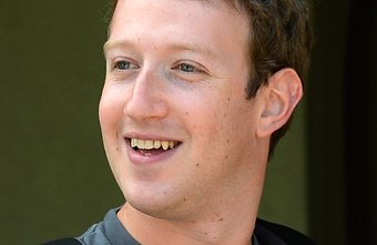 Mark Zuckerberg created Facebook and its event functions.