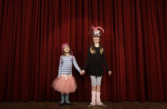 Theater productions create a potential customer base for costumes.